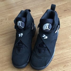 Jordan 8 chrome